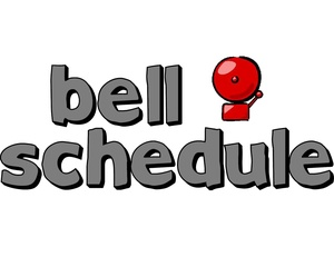 Modified Bell Schedule