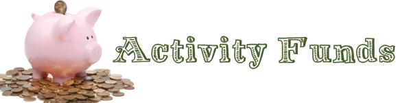 Activity Funds Header